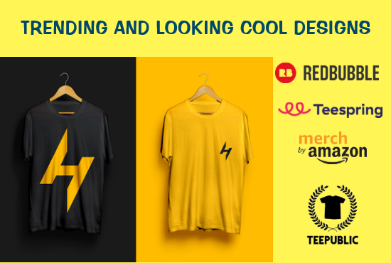 I will setup and add 300 products to redbubble,teespring, etsy t shirt store
