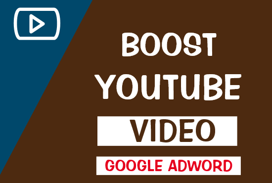 I will do organic youtube video promotion to boost your organic vistiors