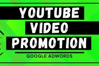 Get youtube organic promotion through google ads