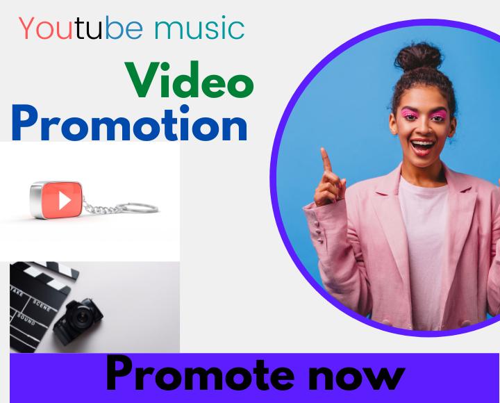 I Will Do YouTube Video Promotion Social Media Marketing