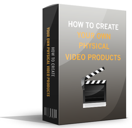 How To Create Your Own Physical Video Products. 11857