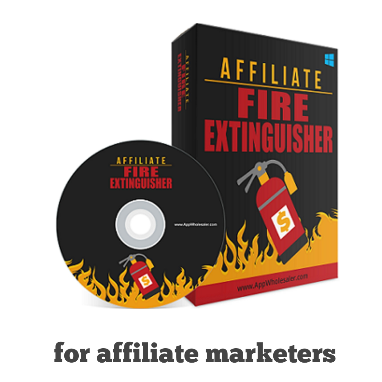 Affiliate Fire Extinguisher Very Effective
