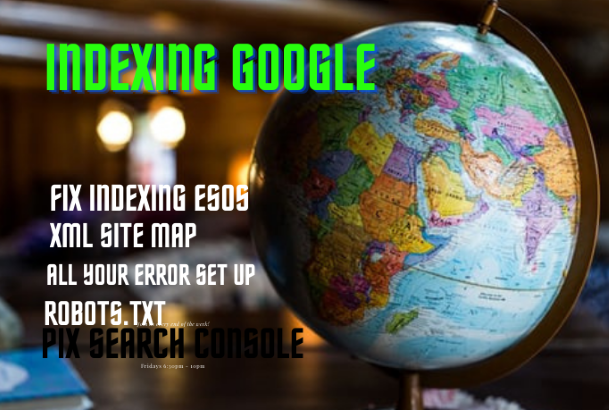 I will do website on page SEO optimization service for google top ranking.