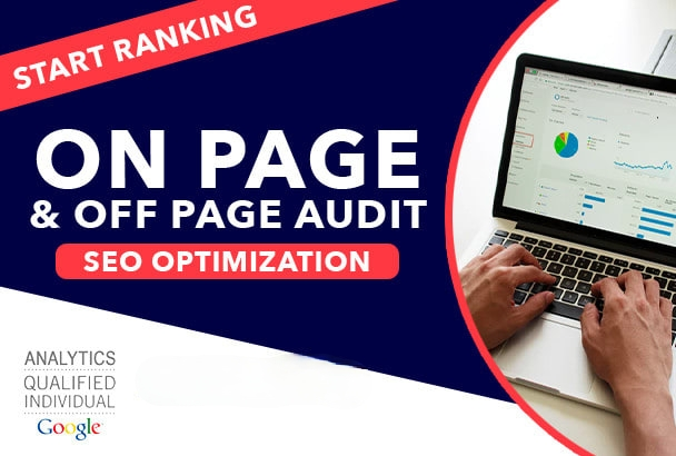 I will provide you complete seo audit report for your website