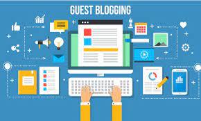 I will publish guest posts on high da websites