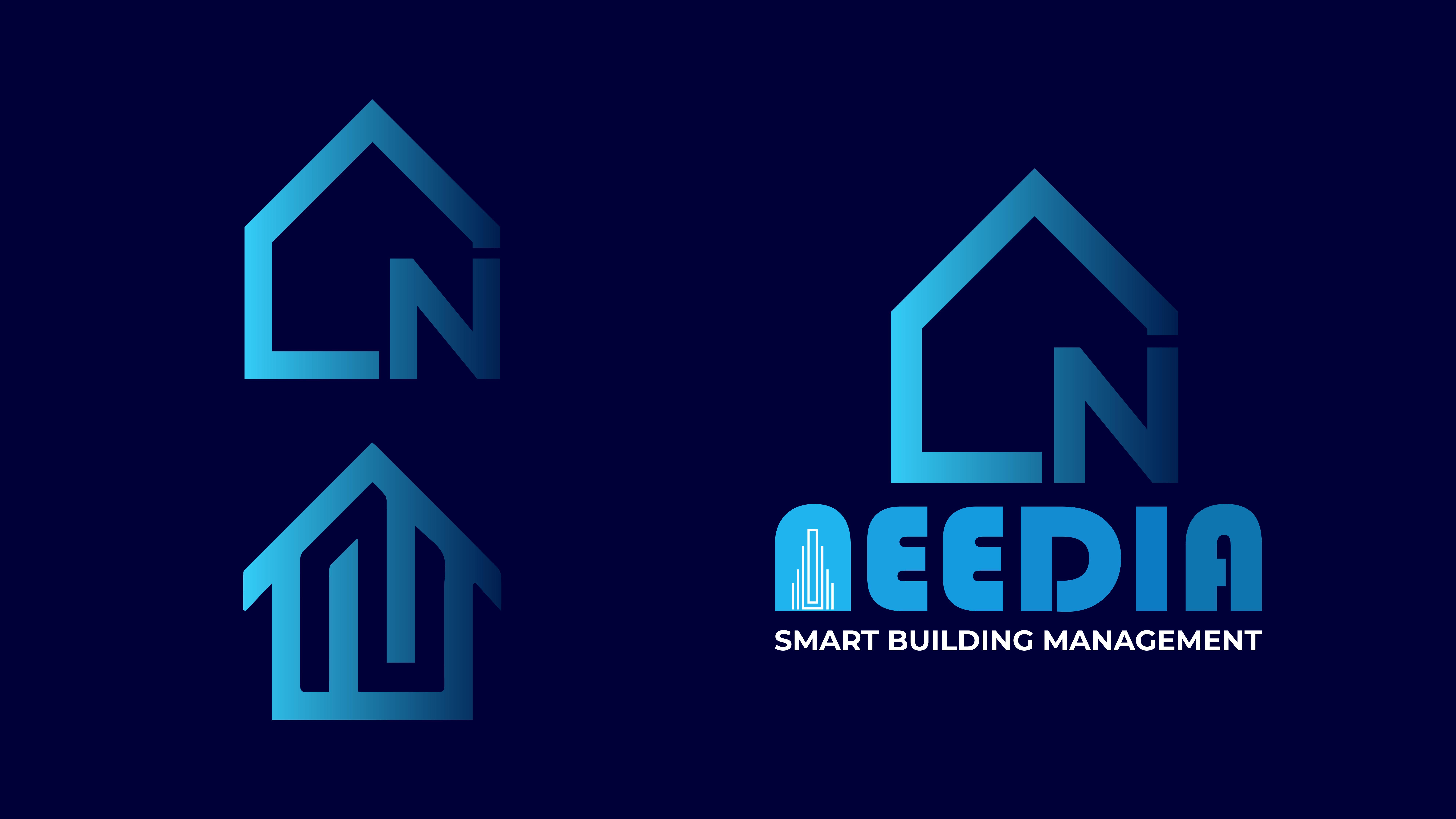 We do 03 professional real estate business logo design