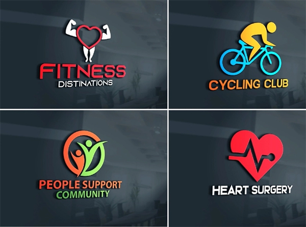 Professional brand logo for your business