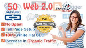 I will Create 50 contextual web2.0 high quality seo dofollow manual backlinks