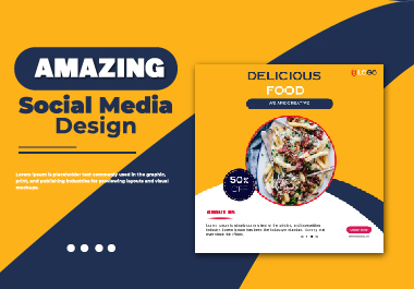 I will 10 Amazing ads Social Media Photo Design in 24 hours