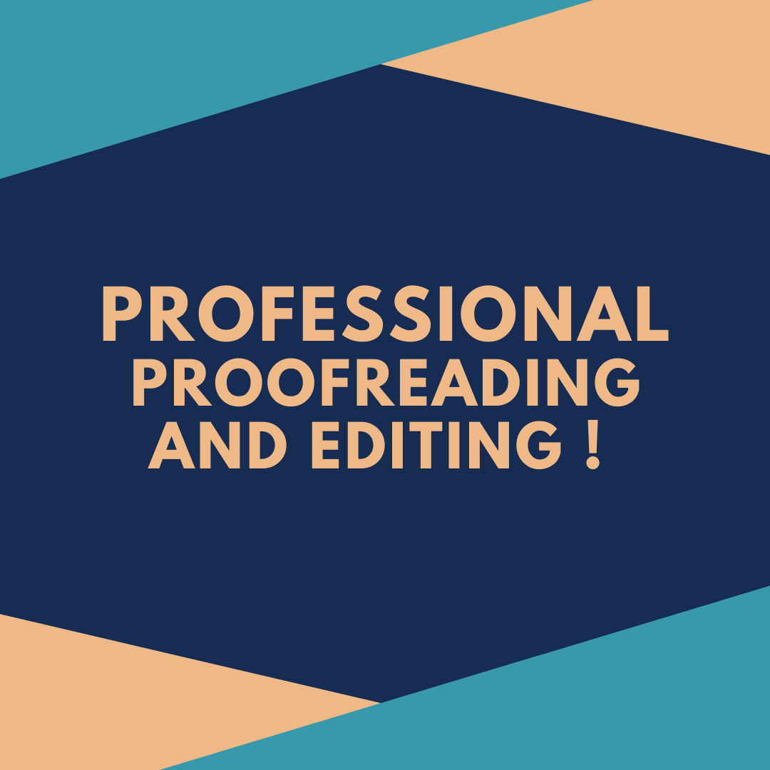 Professional Proofreading