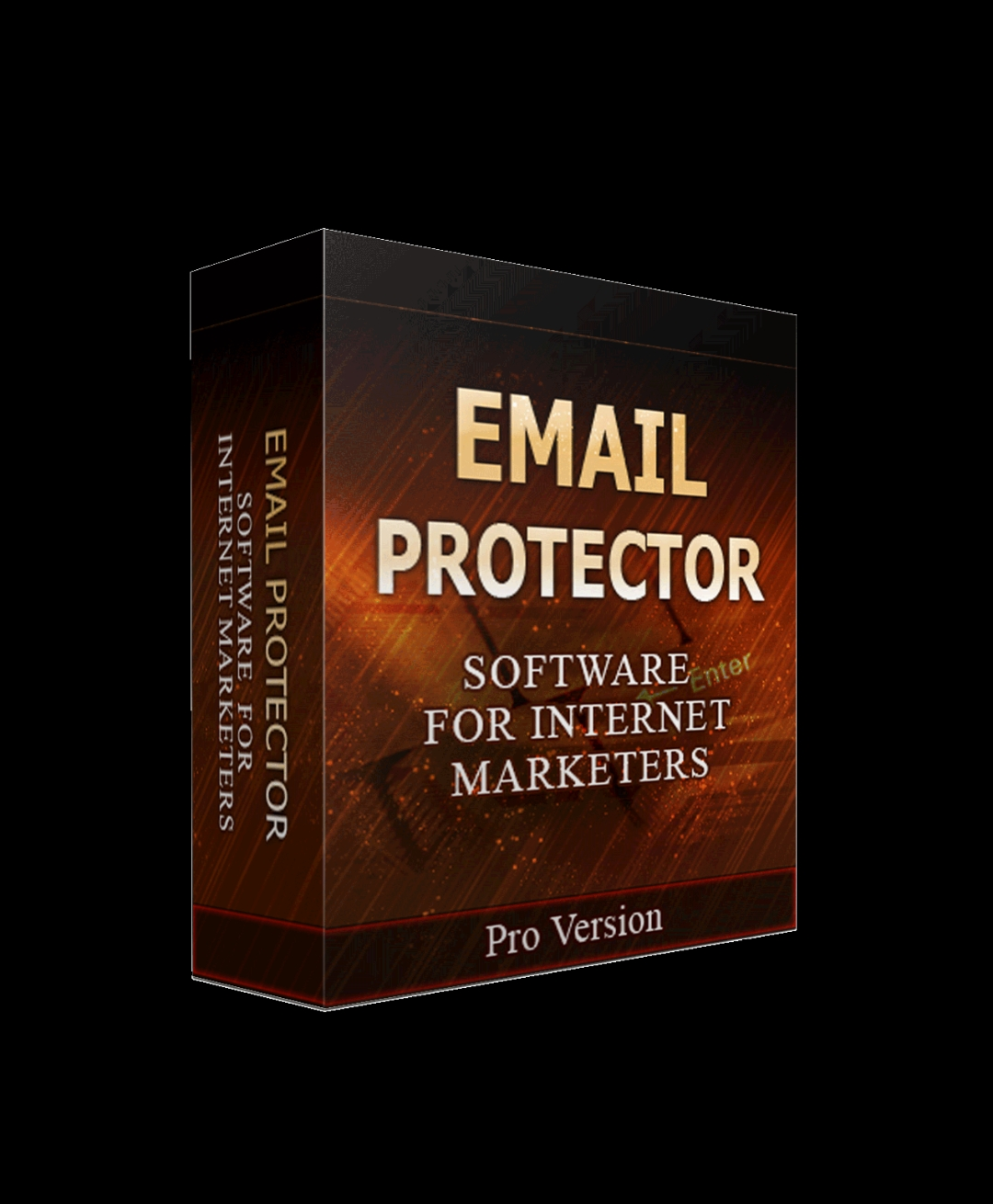 Email protector software for internet marketers