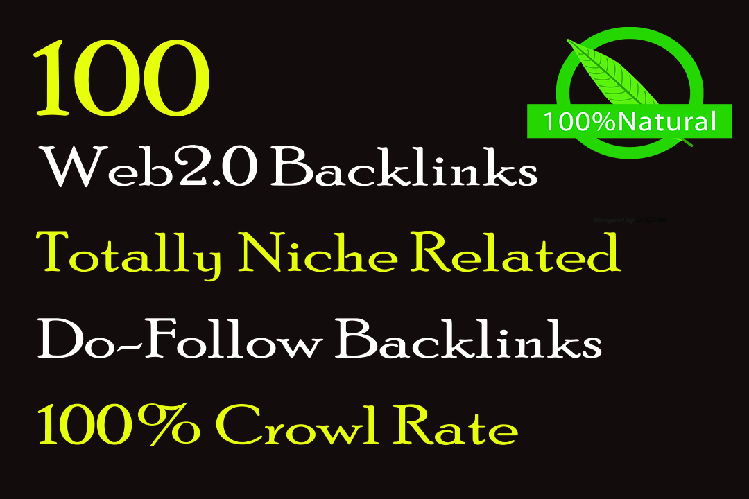 I Will Build High Posting Web 2.0 Backlinks