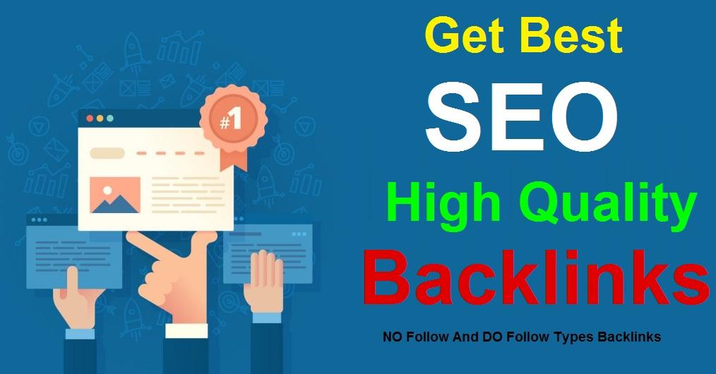 Get The Best 100 SEO Backlinks For Your WEBSite