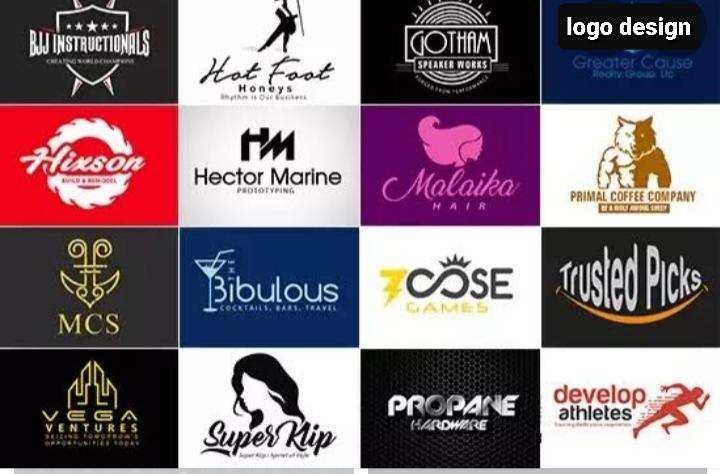 Best quality logo design in sort time