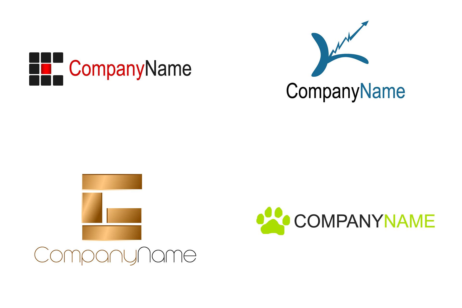 I will do professional modern business logo design