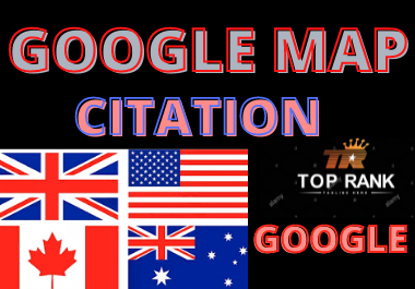 I'll Create 1000 Google Map Citation To Rank Your GMB page
