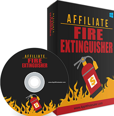 Affiliate Fire Extinguisher software for windows