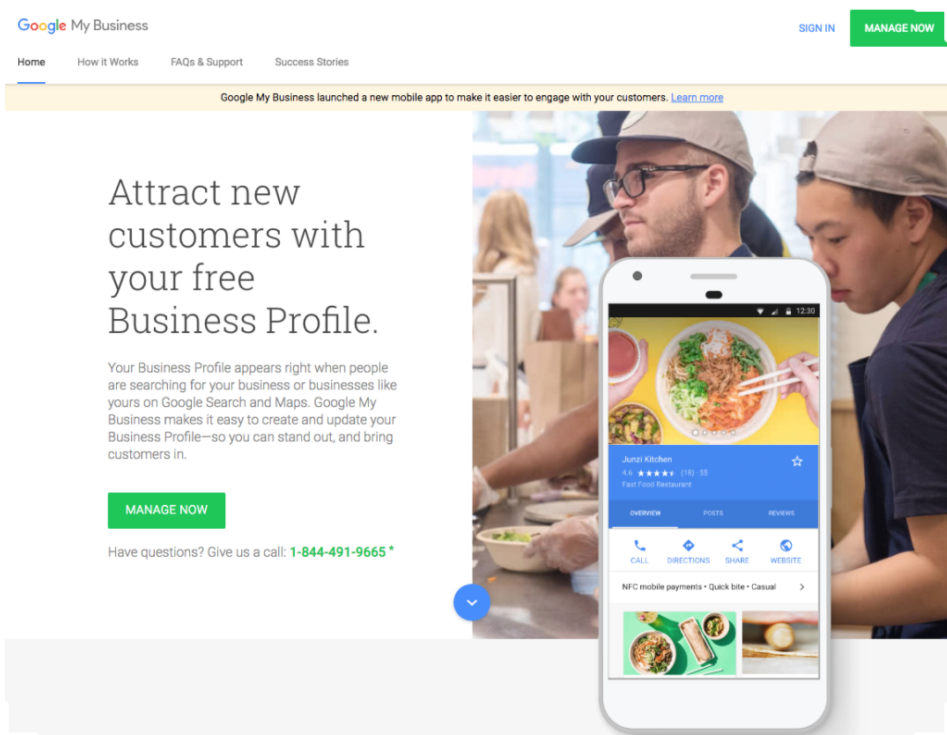 I will register and rank your google my business listing locally