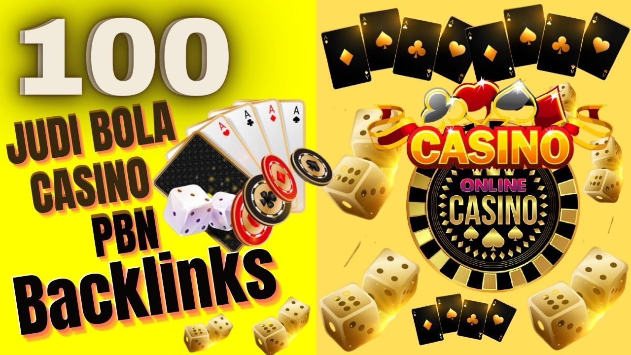 I will do 100 jodi bola casino web 2.0 pbn dofollow backlinks buy 2 get 1 free