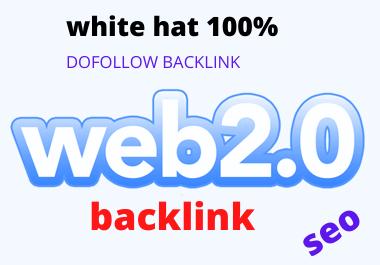 50 WEB 2.0 High Authority Permanent Contextual Backlinks