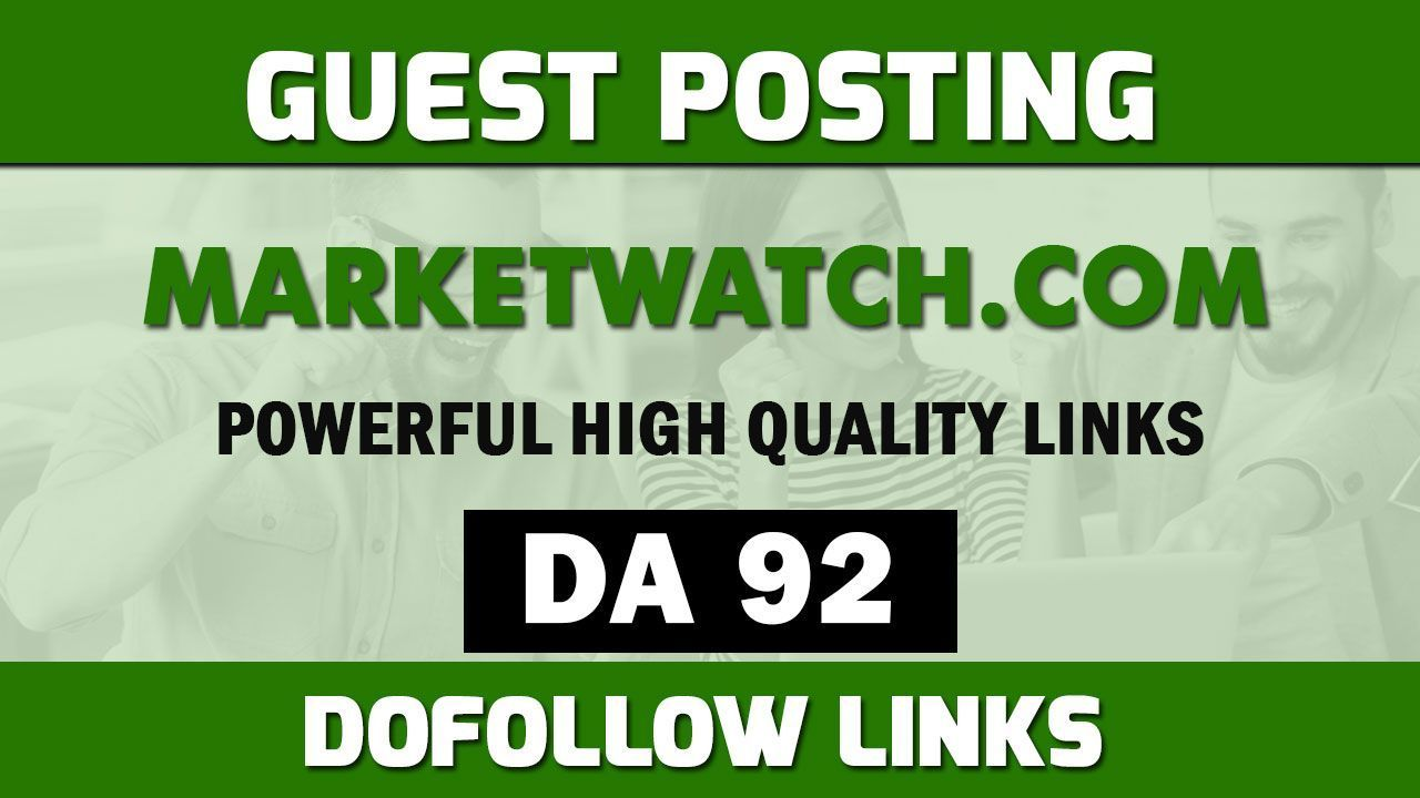 I will do guest post on marketwatch press release dofollow