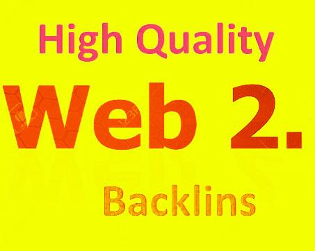 Great 25 fast web2 blog backlinks for SEO