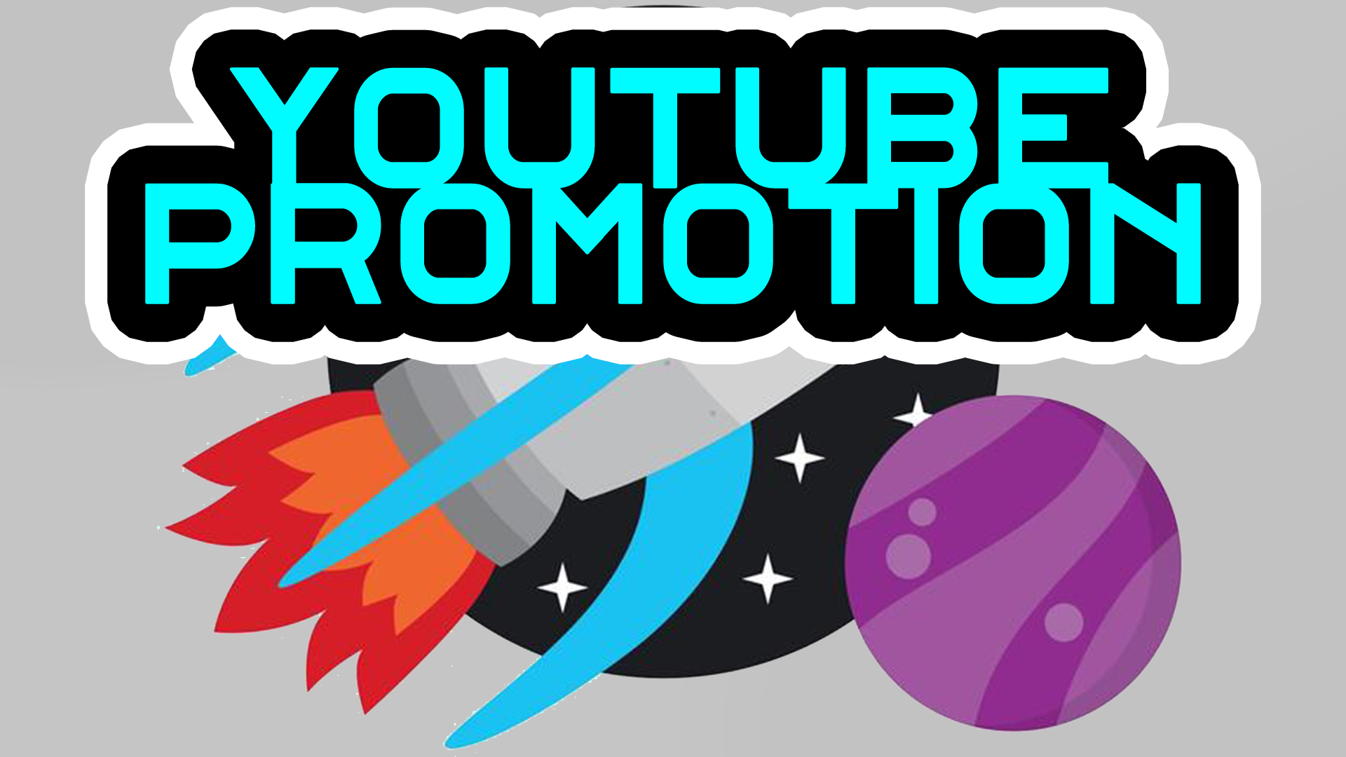 YouTube Chanel or Video Promotion Real Audience