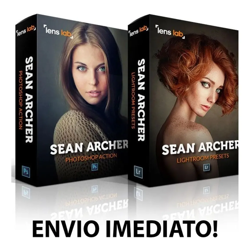 I Will give Portrait Master 2.91 - Sean Archer - Lightroom + Photoshop