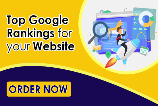 I will improve your website ranking