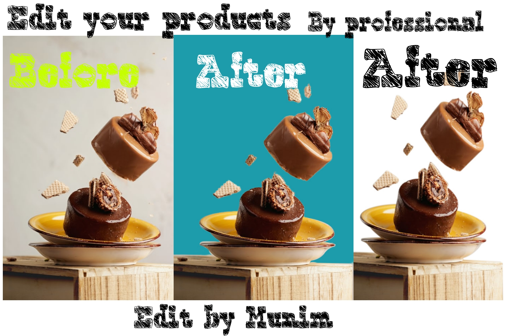 I will do bulk photo background remove in one day