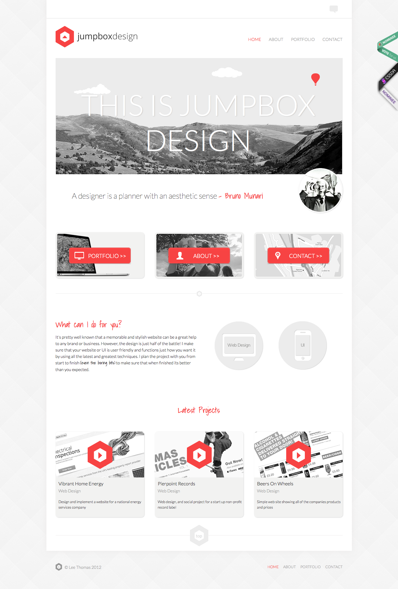 I will design your modern website in 24 hours