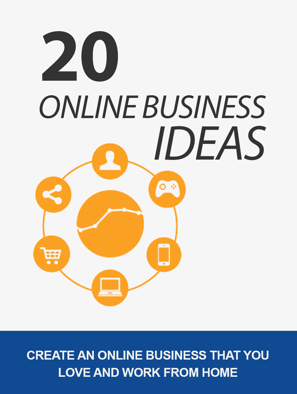 Online business idea for social marketing