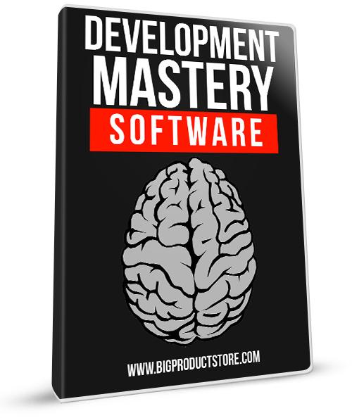 Development mastery,  big product store