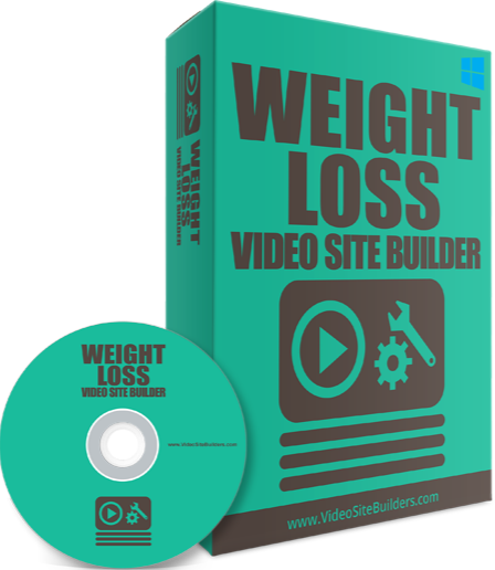Top level weight lose video site builder