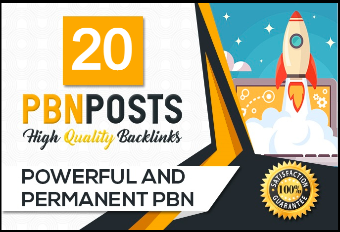 Top 20 Powerful High DA/PA/DR/TF Permanent Homepage Dofollow PBN Backlinks