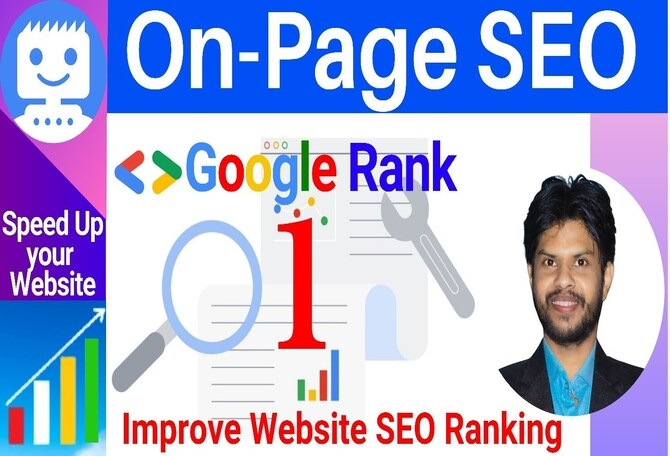 I will do the best On page SEO for your Website or BLog