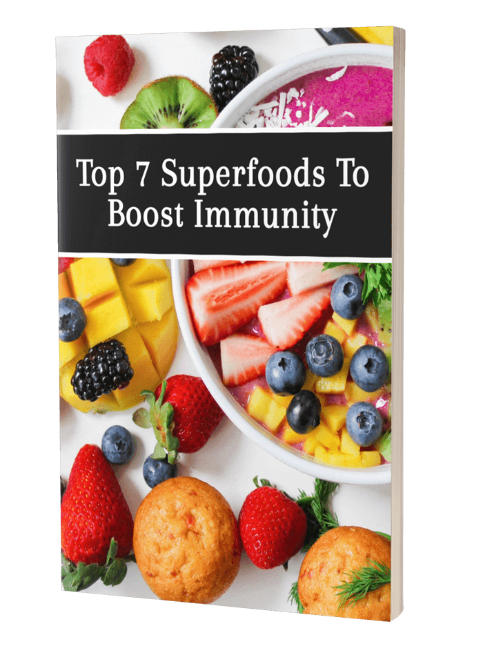 I will sell Top 7 Superfoods To Boost Immunity E book.