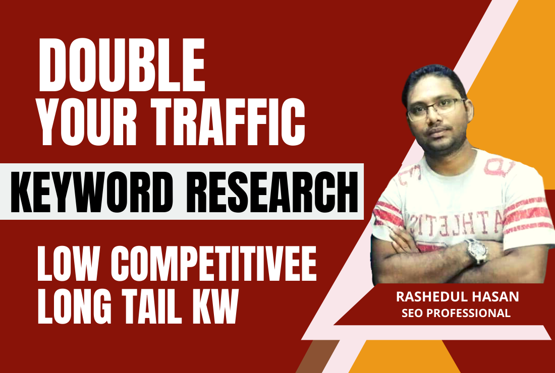 I will run in depth Profitable Keyword Research and Competitor analysis