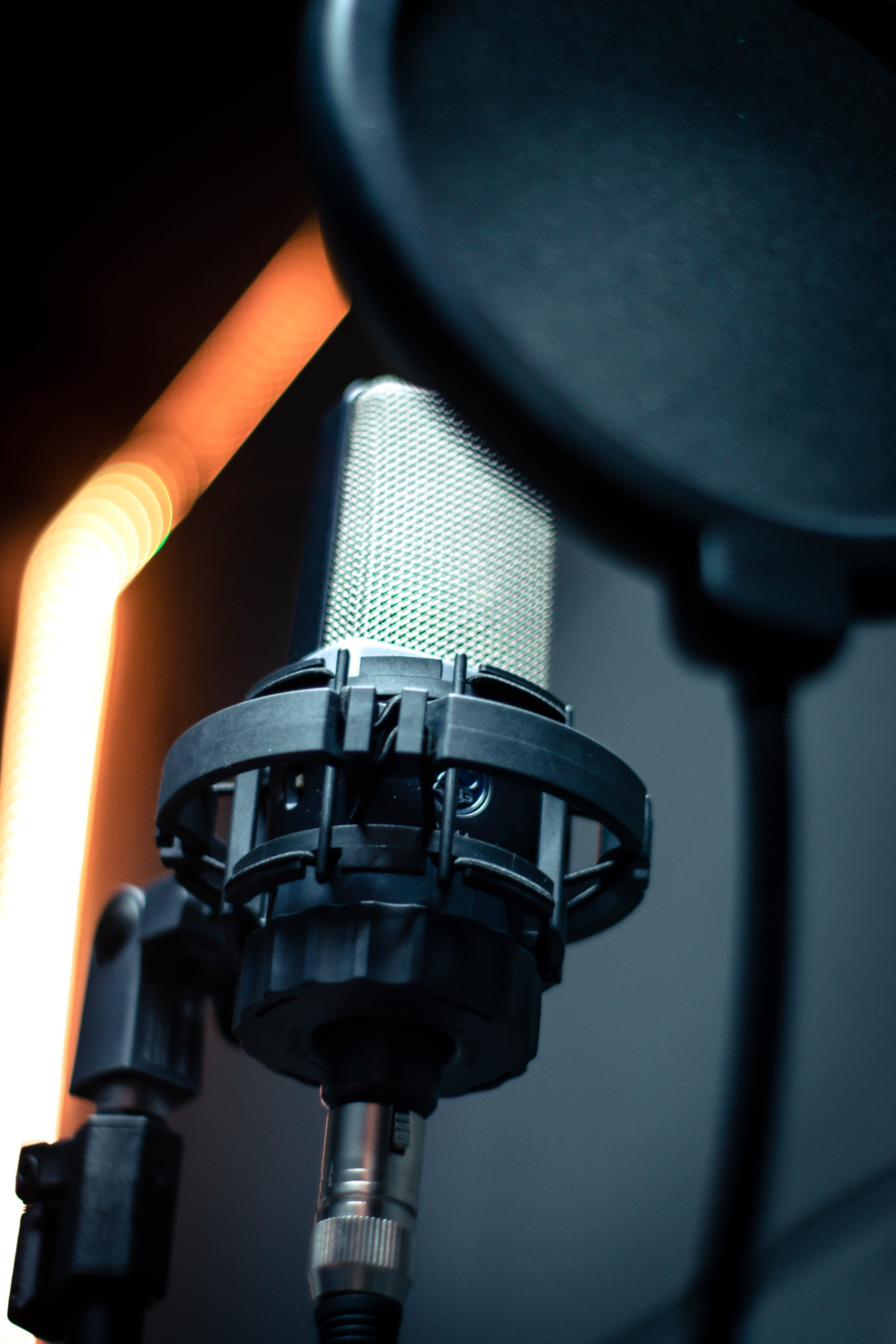 I Will Record 100 Words VOICEOVER For Your Project Same Day With the best quality