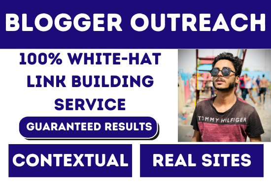 Blogger outreach for link insertion niche edits