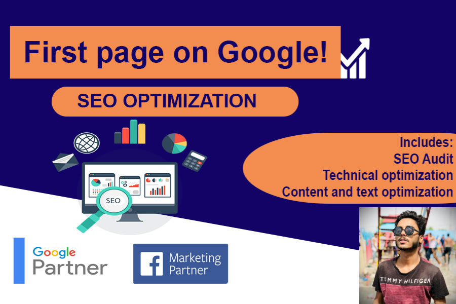 Optimize the SEO of your website for optimal rankings