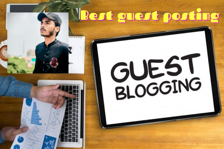 High da50 dofollow guest post with contextual SEO backlinks