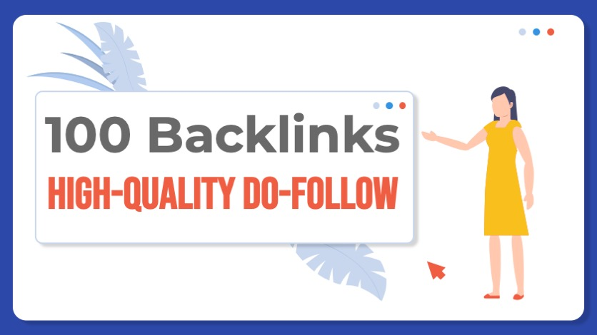 BUY 100 Do-follow QUALITY BACKLINKS FOR SEO DA 40+ TIME FOR YOU TO BE ON 1ST PAGE