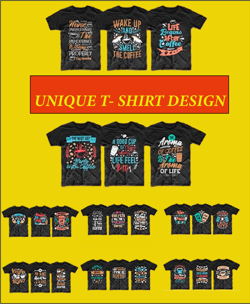 Make Amzing T-Shirt For Your Business