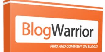 Blog warrior for blog software