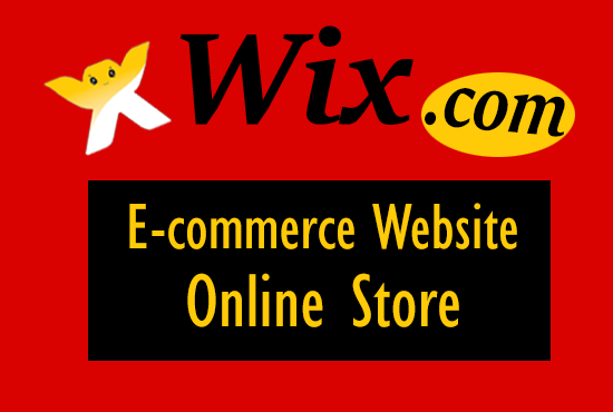 I will design or redesign wix website or wix ecommerce