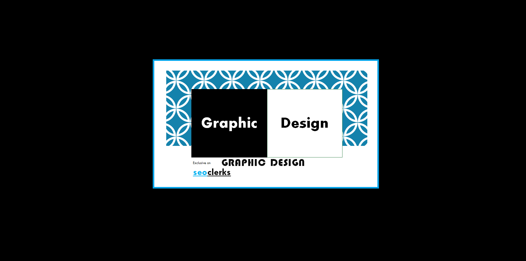 I will create any kind of graphic design with idea