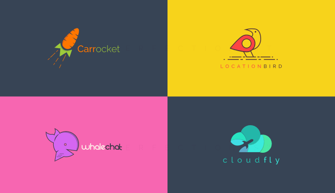 Simple and Creative Modern Minimalist Logo Design for your Business/Brand