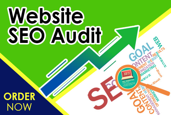I will create a winning SEO audit for your website