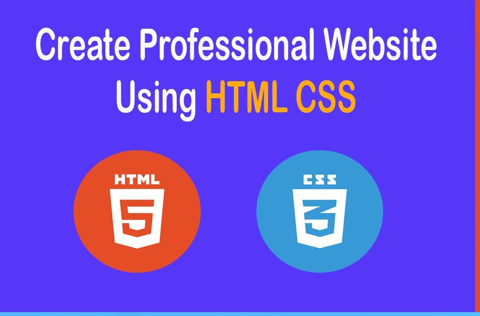 I will do HTML CSS JavaScript Customization